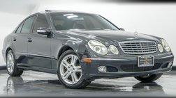 2004 Mercedes-Benz E-Class E 500 4MATIC
