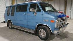 1987 Chevrolet Chevy Cargo Van G20