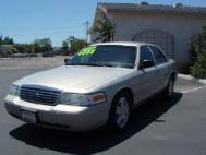 2008 Ford Crown Victoria LX