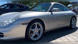 2005 Porsche 911 Targa