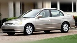 2002 Honda Civic LX