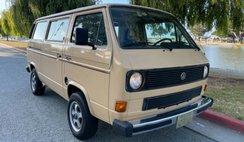 1985 Volkswagen Vanagon L
