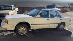 1989 Nissan Stanza E