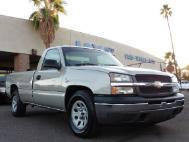 2005 Chevrolet Silverado 1500 Work Truck