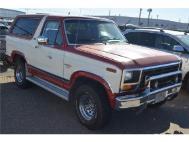 1982 Ford Bronco Base