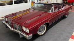 1975 Oldsmobile Eighty-Eight Custom Convertible - SEE VIDEO -