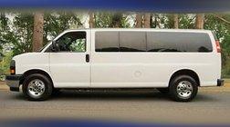 2018 GMC Savana Passenger LT 3500