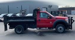 2011 Ford Super Duty F-550 XL
