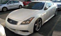 2011 Infiniti G37 Coupe x