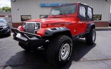 1990 Jeep Wrangler Laredo