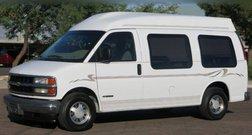 2000 Chevrolet Express Cargo Van Base