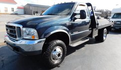 2000 Ford F-350 XLT DRW Flat Bed