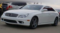 2007 Mercedes-Benz CLS-Class CLS 550