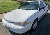 1998 Chevrolet Prizm Base