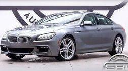 2014 BMW 6 Series 650i Gran Coupe