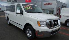 2020 Nissan NV Passenger 3500 HD SV