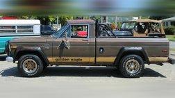 1978 Jeep RARE GOLDEN EAGLE LEVI'S EDITION 360 V8!