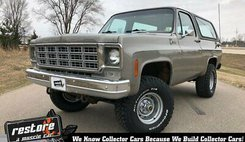 1977 Chevrolet Blazer K5 Blazer 28k miles, 4x4 - 350, 4 Spd, Rust Free