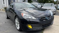 2010 Hyundai Genesis Coupe 3.8 Grand Touring Coupe 2D