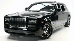 2017 Rolls-Royce Phantom Base