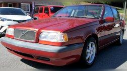 1996 Volvo 850 GTA 4dr Sdn Auto Grand Lux