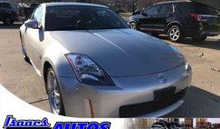 2005 Nissan 350Z Track