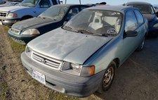 1992 Toyota Tercel Base