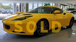 2012 Lotus Evora Base