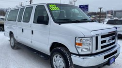 2013 Ford E-Series Wagon E-350 SD XL