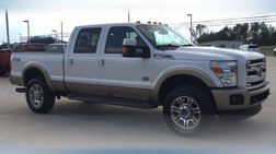 2014 Ford Super Duty F-350 King Ranch