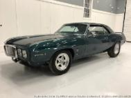 1969 Pontiac Firebird Fully Restored Rotisserie Frame Off Classic Car