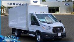 2021 Ford Transit Cutaway 350 HD