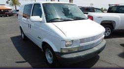 1997 Chevrolet Astro Cargo Van Base