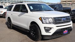 2019 Ford Expedition MAX XL Fleet