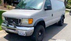 2003 Ford Econoline Cargo Van E-150
