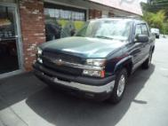 2005 Chevrolet Avalanche 1500 5dr Crew Cab 130' WB 4WD Z71