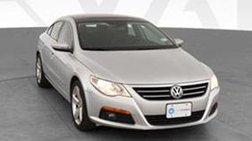 2012 Volkswagen CC Lux Limited Sedan 4D