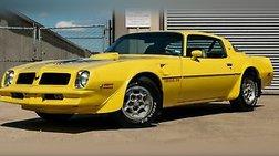 1976 Pontiac Firebird TRANS AM 1 OWNER ORIGINAL ENGINE DOCUMENTED NICE!!