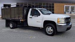 2010 Chevrolet Silverado 3500HD CC Work Truck