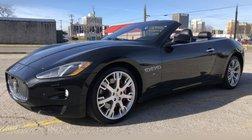 2015 Maserati GranTurismo Base