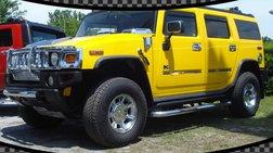 2004 HUMMER H2 4X4