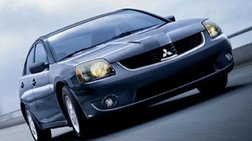 2007 Mitsubishi Galant DE
