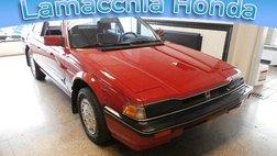 1983 Honda Prelude Base