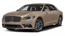 2018 Lincoln Continental Select
