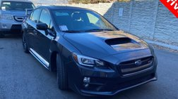 2015 Subaru Impreza WRX STi STI