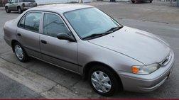 2000 Toyota Corolla CE 4dr Sedan