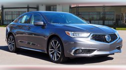2019 Acura TLX SH-AWD V6 w/Advance