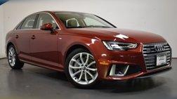 2019 Audi A4 2.0T quattro Prestige