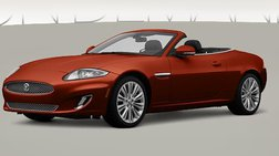 2012 Jaguar XK XKR
