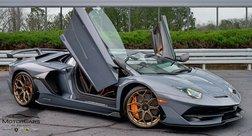 2019 Lamborghini Aventador LP 770-4 SVJ
